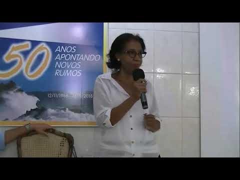 PALESTRA COM RAIMUNDA GESTEIRA   03 03 19