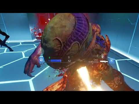 Test Doom VFR HTC Vive