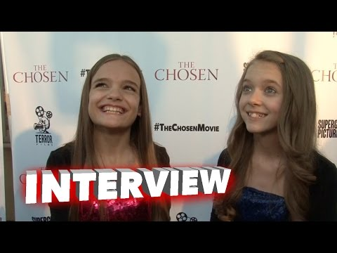 The Chosen: Mykayla Sohn & Hannah Sohn Exclusive Premiere