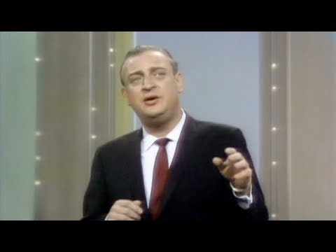 Rodney Dangerfield Knocks 'em Dead on The Ed Sullivan Show (1969)