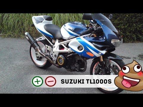 Suzuki TL1000S Плюсы и Минусы - Худший мотоцикл!