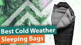 Best Cold Weather Sleeping Bag | Top 5 Warmest Sleeping Bags for Cold Weather