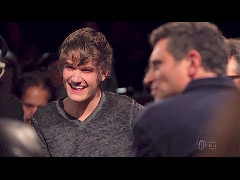 Bo Burnham's Best Jokes & Burns in the Green Room (How Bo earned respect of top comics at 20 yo)
