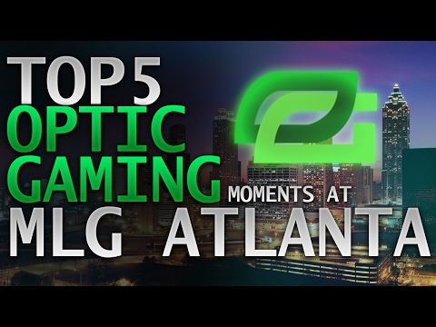 Top 5 Optic Gaming Plays at MLG Atlanta 2017