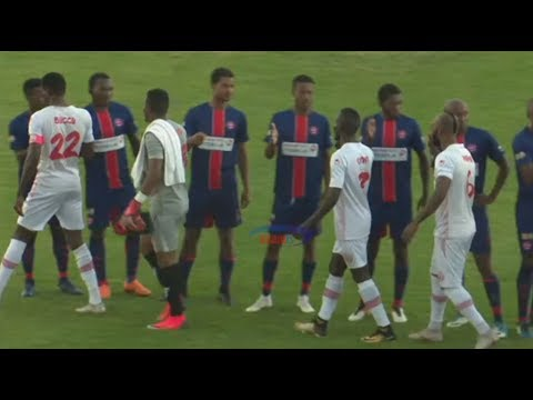 HIGHLIGHTS: MBABANE SWALLOWS 0-4 SIMBA SC (CAF CL - 04/12/2018)