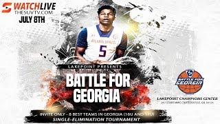 Lake Point Hoops - Battle For Georgia (17U Championship): Atlanta Xpress vs. Game Elite Gold