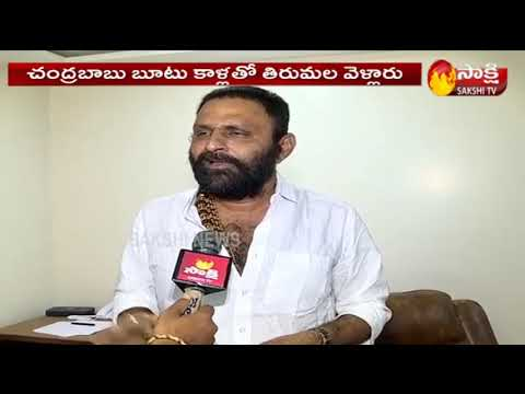 'కన్నవారికి తలకొరివి పెట్టని ఆయన హిందువా?' | Minister Kodali Nani Fires on Chandrababu   | Sakshi TV