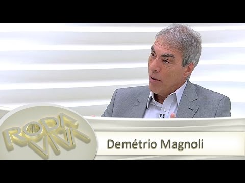 Roda Viva Demétrio Magnoli - 27/04/2015