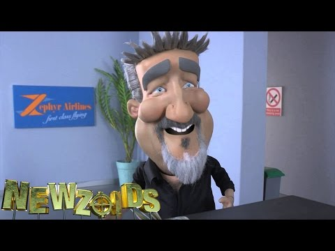Paul Hollywood at the Airport - Newzoids
