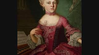 Maria Anna Mozart (Nannerl) (1751-1829) - Menuett in G (ca. 1760, attrib.)