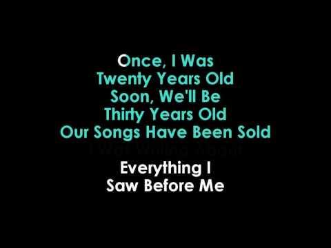 Lukas Graham 7 Years Karaoke   GOLDEN KARAOKE