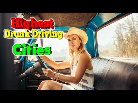 Drunk Driving Cities