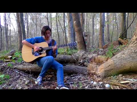 The Middle: Fingerstyle Cover by Alexis Wilmot (Free Tabs)