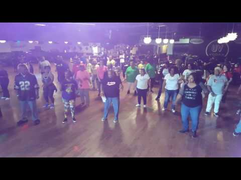 I'm Blessed Line Dance by Frye