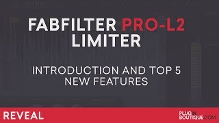 FabFilter Pro-L 2 Limiter | Overview | Top 5 Features Review