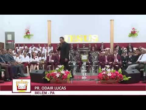 Congresso Gideões, Santa Izabel do Pará/Pr Odair Lucas - Desperta igreja! É chegada a tua hora