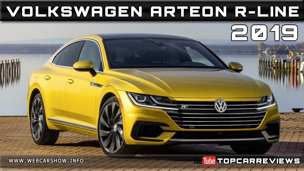 2019 volkswagen arteon r-line review rendered price specs release date