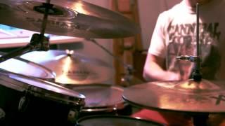 B-complex - Beautiful Lies VIP drum cover