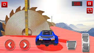 Deadly Race (Mega Ramp Car Racing) - Car Stunts Extreme Racing - Android Gameplay Part 27