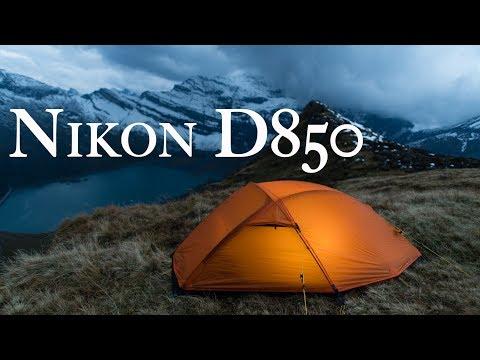 Nikon D850 Testbericht - Review (EN subtitles)