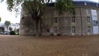 1. Exposition Gilles CORMERY - Château de Tours. 017.mov