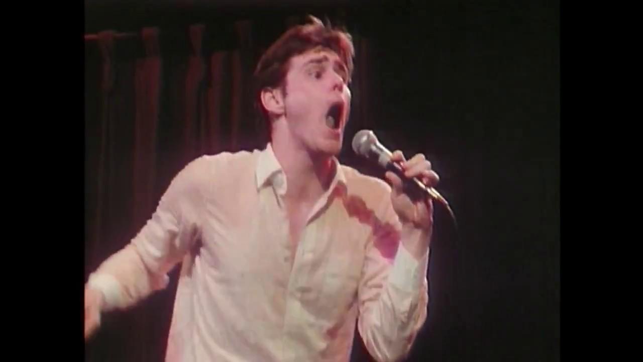 W5 RARE:  ACTOR COMEDIAN JIM CARREY IN 1983