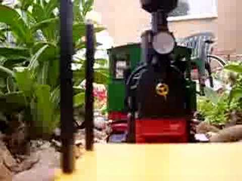 The balcombe garden railway