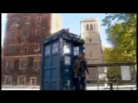 An Awful Lot of Running (Doctor Who)
