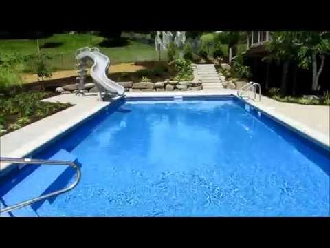 The Del Suppo Pools 5 Day Pool Build Process In Pictures and Videos