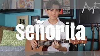 Seorita Shawn Mendes, Camila Cabello - Cover fingerstyle guitar Andrew Foy.mp3