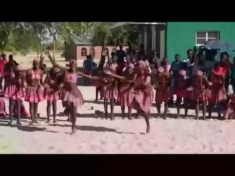 Group 10, Ohangwena Cultural Festival, Ohangwena, Namibia 2014
