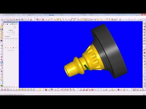 Licom-AlphaCAM-Standard-Drehen (CAD-CAM-CNC)