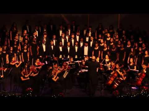 2017 Winter Concert: Concert Choir- Blow, Blow Thou Winter Wind
