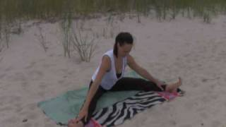 Yoga Poses for Chakra 2 - Hips and Sacrum