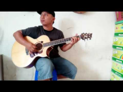 Cinta Mati - Ahmad Dhani feat Agnes Monica (solo gitar cover)