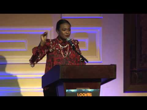 Tatyana Ali speech Looking Ahead Awards 2015 - YouTube