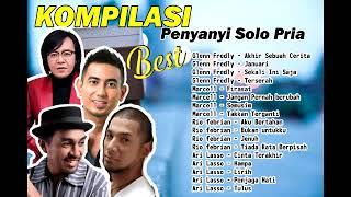 Kompilasi Lagu Pilihan Penyanyi Solo Pria Pop Indonesia