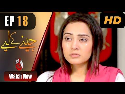 Jeenay Ke Liye - Episode 18 - Aaj Entertainment Dramas