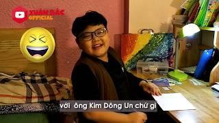 Bi béo nghĩ gì khi nhiều người cho rằng Bi có hình dáng bên ngoài rất giống Kim Jong Un?
