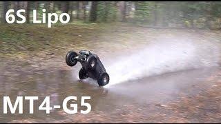 Спецвыпуск. Бешеный K-Rock Mt4-G5 В Деле!!!