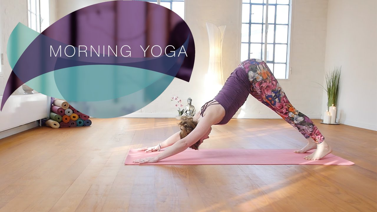 Morning Yoga - Wake Up Flow für mehr Energie am Tag