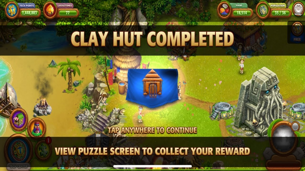 clay pot virtual villagers origins 2 Virtual Villagers Origins 2 ~ Building the clay hut Puzzle 2