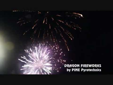 Mommy T's 87th Birthday Fireworks Display