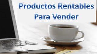 Productos Rentables Para Vender: Guía Fácil