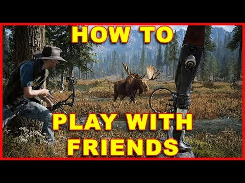 Far Cry 5: How to Play Co Op 2 Player With Friends Online (Multiplayer)