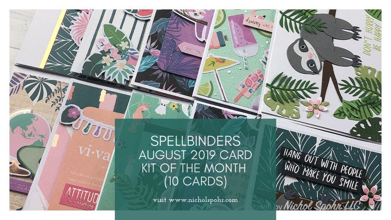 Nichol Spohr LLC: COMPANY | Spellbinders