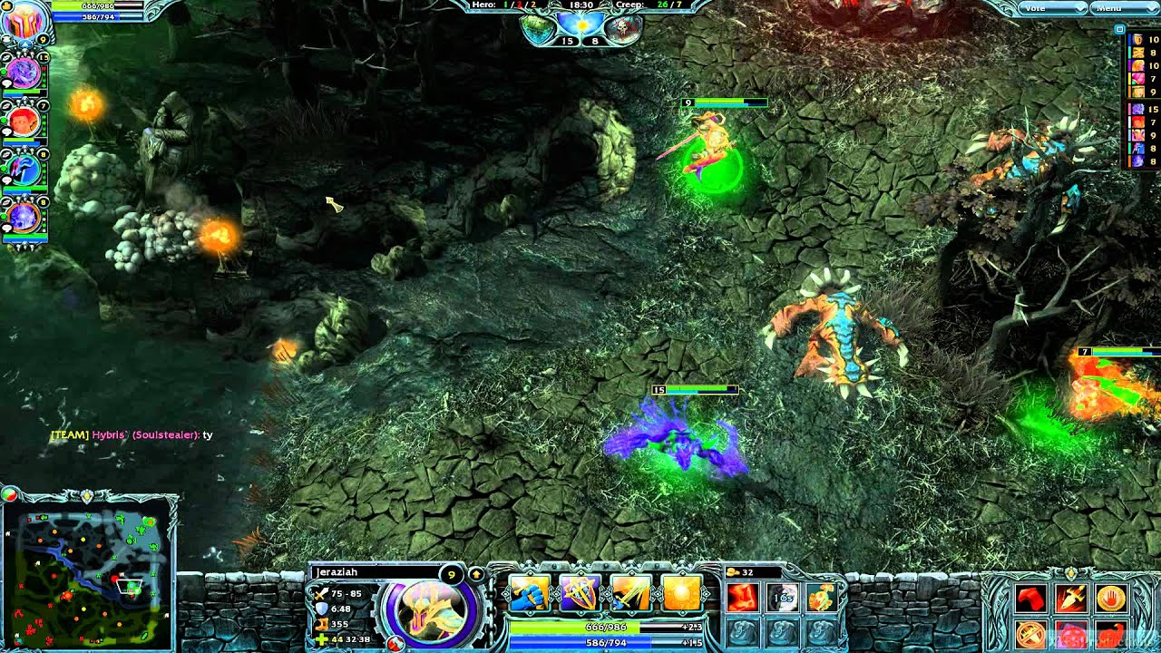 from Benjamin heroes of newerth matchmaking down