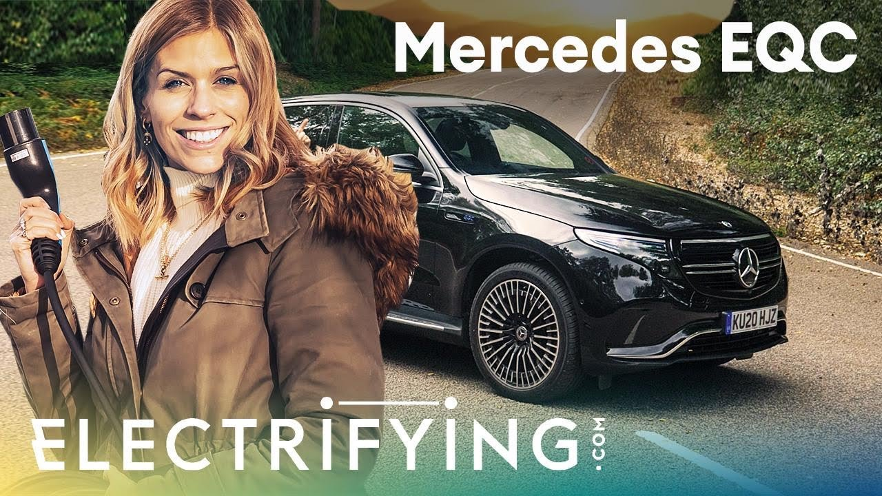 Mercedes EQC SUV 2020: In-depth review with Nicki Shields / Electrifying / 4K