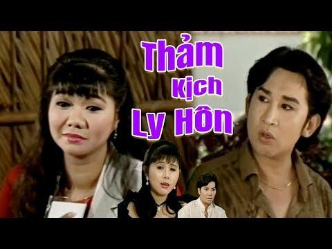 Cải Lương Xưa | Thảm Kịch Ly Hôn Kim Tử Long Ngọc Huyền | kịch cải lương xã hội hay nhất