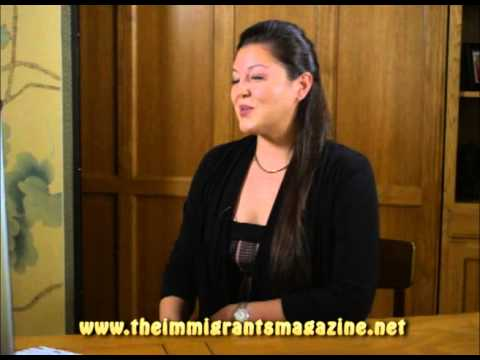 Daya Rawat interviewed by Fabiola Palomino, THE IMMIGRANTS MAGAZINE TV Show